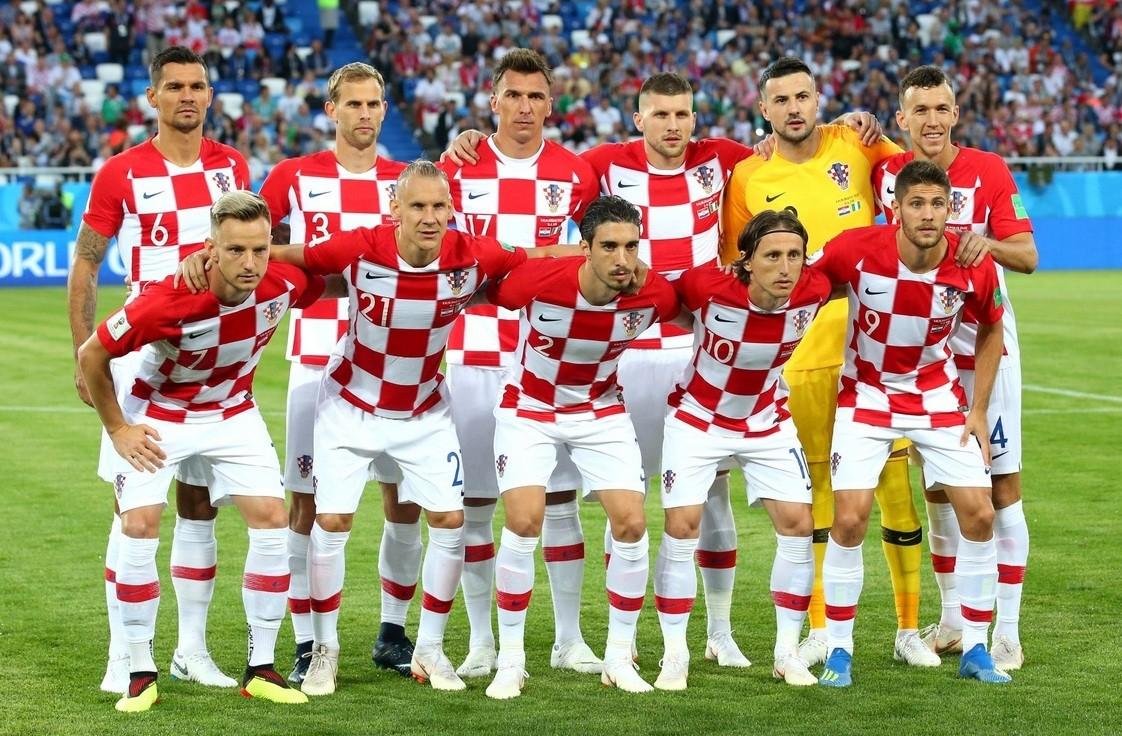 фото сборной хорватии по футболу высшей